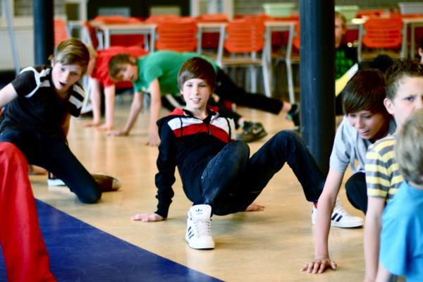 Workshop Breakdance Bedrijfsuitje