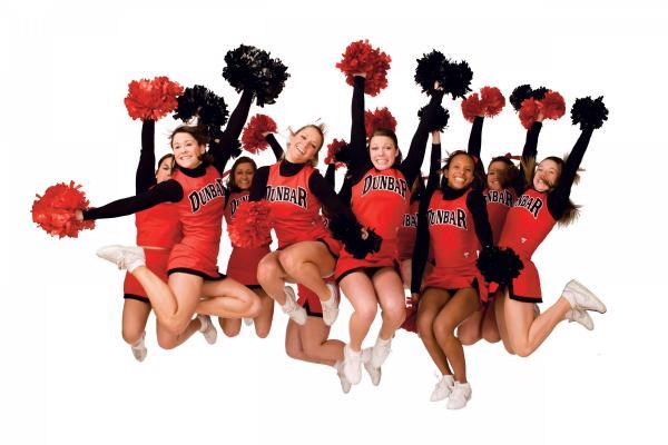 Workshop Cheerleading Bedrijfsuitje