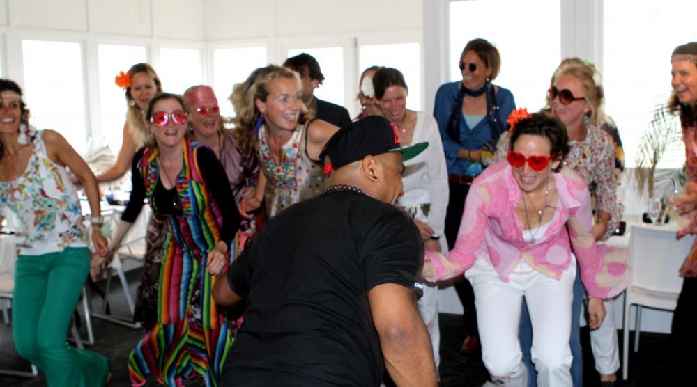 Slide 2: Workshop Flashmob