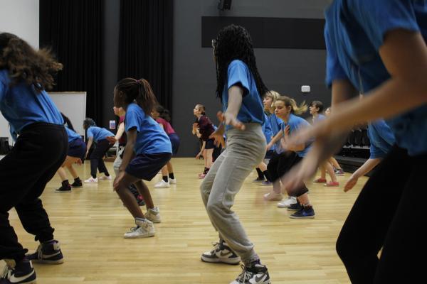 Workshop Streetdance Bedrijfsuitje