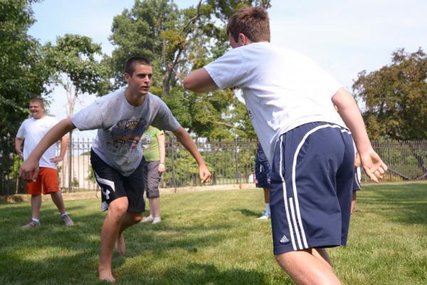 Workshop Capoeira Bedrijfsuitje